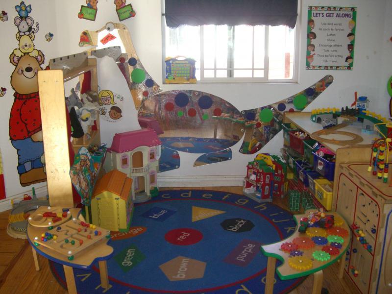 Training Wheels Preschool/Daycare - Centers